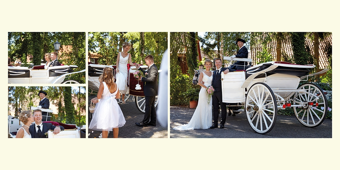 Hochzeitsfotobuch mit Hintergrundgestaltung in pastell- © Hochzeitsfotograf www.hochzeitsverliebt.de